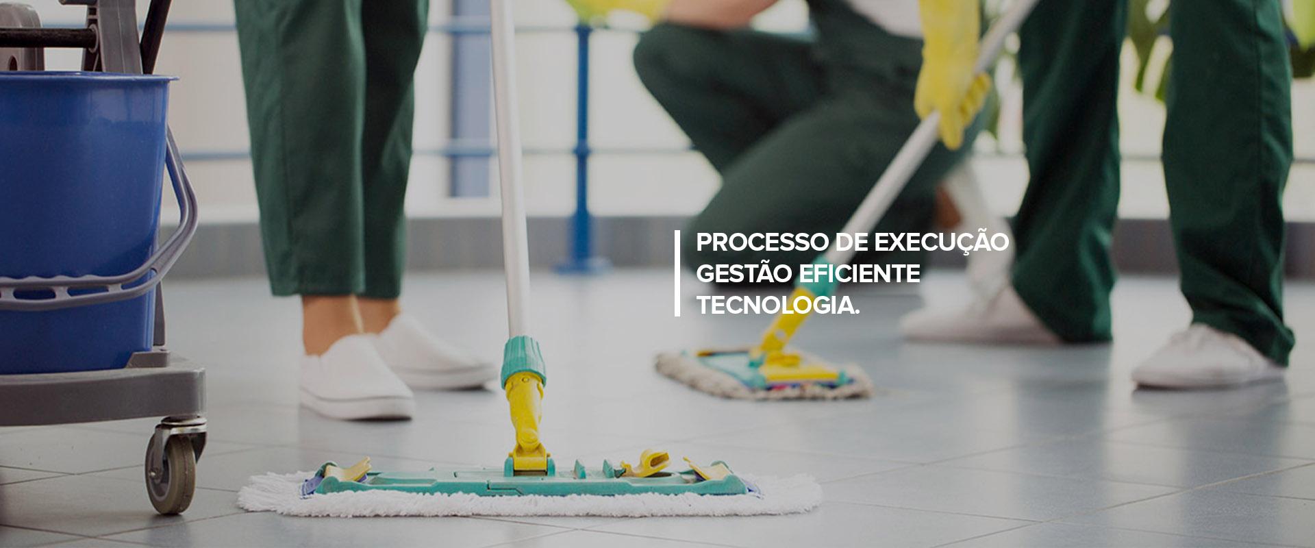 Limpeza e Conservação de Prédios Comerciais, Industriais e Residenciais