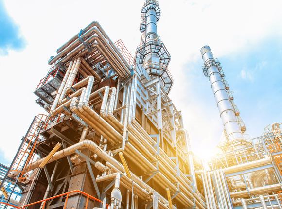 Óleo & Gás, Petroquímico, Químico e Fertilizantes