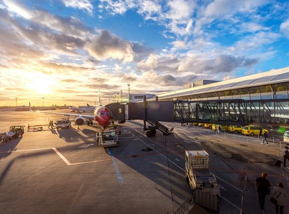 Infraestrutura, Transportes, Aeroportos, Terminais Marítimos e Portuários